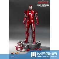 Hot Toys - 1:6 Iron Man 3: Mark XXXIII 33 Silver Centurion