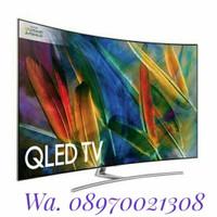TV LED SAMSUNG 75 INCH - SMART TV QLED CURVED UHD PREMIUM 4K 75Q8C