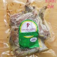 Ayam Kampung Herbal Probiotik BUMBU GULE satu ekor Chicken Herbs
