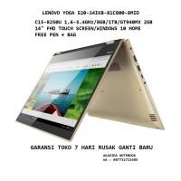 LENOVO YOGA 520-14IKB-81C800-8LID