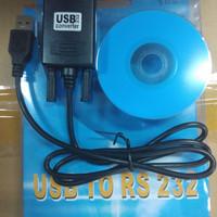 Kabel Usb To Serial Rs232 Y105