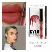 Kylie Velvet Lip kit - Dazzle