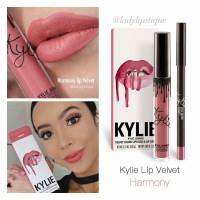 Kylie Velvet Lip Kit - Harmony