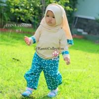 Jual setelan batik anak I baju muslim anak online I baju setelan anakI Hana Murah