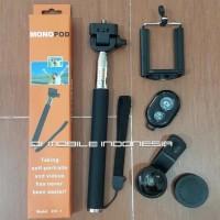PAKET TONGSIS+Lensa SUPER WIDE 0.4x+TOMSIS Blu hp , handphone termurah