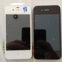 Apple iPhone 4s GSM 16GB FU Garansi 1 Tahun hp , handphone termurah