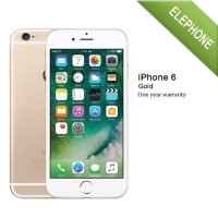 APPLE IPHONE 6 GOLD 16GB - GSM GARANSI DISTRIB hp , handphone termurah