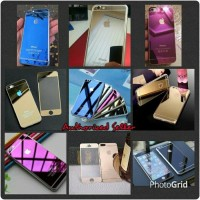 Tempered Glass Warna/Anti Gores Iphone 4 4G 4S hp , handphone termurah
