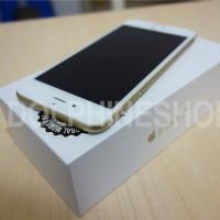 APPLE IPHONE 6 GOLD 16GB GSM GARANSI 1 TAHUN hp , handphone termurah