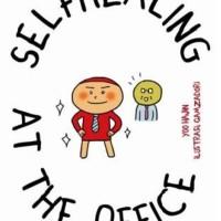 Buku Self Healing At The Office - Yoo Hajin Gamzadori