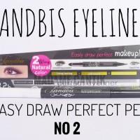 Landbis Eyeliner Easy Draw Perfect Pen NO.2 - Landbis Eyeliner Spidol