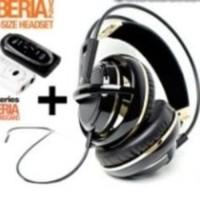 Steelseries Siberia Full-size Headset V2 Black Gold + S Limited
