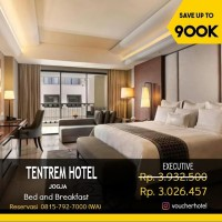 Voucher Hotel TENTREM - Hotel Bintang 5 Di Jogja
