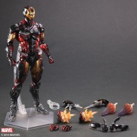 Play Arts Kai Action Figure Iron Man