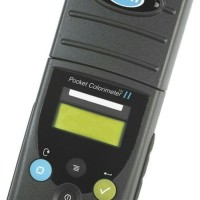 Chlorine Pocket Colorimeter II Hach 5870000(free and total)