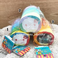 roll cake Squishy Licensed by sammy the pattisier (ORIGINAL JEPANG)