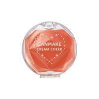 Canmake Cream Cheek / Blush On Coral Orange / MKP02474