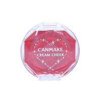 Canmake Cream Cheek / Blush On Clear Red Heart / MKP02475