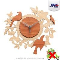 Jam Dinding Vintage Kayu Unik dan Artistik ARTISTIC SERIES 8b87aba59b