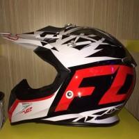 Helm Cross Fox V2 Free Ongkir Seluruh Indonesia