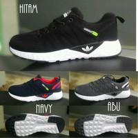 sepatu pria adidas marathon running olahraga dan lifestyle A5615