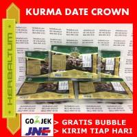 Kurma Date Crown Khalas Thermo 250 gr