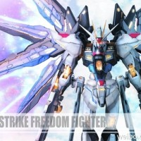 MG 1/100 STRIKE FREEDOM DABAN PLUS WING EFFECT