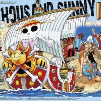 BANDAI One Piece Thousand Sunny Memorial Color Ver 20th Anniversary