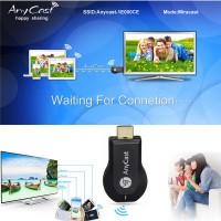 AnyCast M2 Plus Wireless HDMI Miracast DLNA AirPlay EzCast Logo