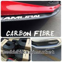 samurai lips carbon pelindung bemper ducktail multideflector carbon