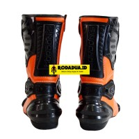 Sepatu Road Race Gordons GRRR OrangeHita KODE BN9820