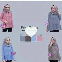 kimbi blouse MURAH