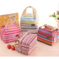Harga lunch cooler bag salur penyimpan makanan aluminium foil anak tas | antitipu.com