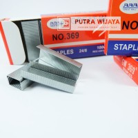 Isi Staples Great Wall No. 369