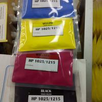 Toner Serbuk Refill Hp CP1025 + Chip CE310A/CE311A/CE312A/CE313A