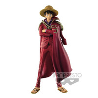 Banfresto One Piece King Of Artist Monkey D Luffy 20th
