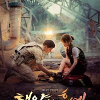 dvd film drama korea descedant of the sun