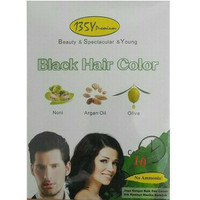 BSY noni premium black hair magic shampo