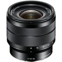 Sony Lens E10-18 f/4 OSS