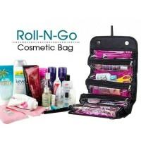 Roll N Go – Tas Kosmetik – Travel Organizer