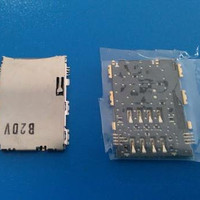 konektor sim card Samsung tab P3100 P1000 P6200