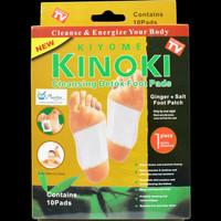 Kiyome Kinoki Gold Foot Patch