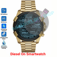 Tempered Glass For Diesel On Smartwatch