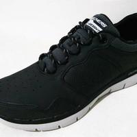 Sepatu Skechers Air-Cooled Memory Foam Flex Advantage 2.0 Dali 52124