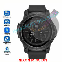 Tempered Glass For Smartwatch Nixon Mission