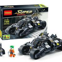 Jual lego Batman Batmobile Tumbler Heroes Decool 7105 Super hero Murah