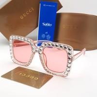 [SUPPLIER] Kacamata - Sunglass Wanita Guci Z816 Super Fullset