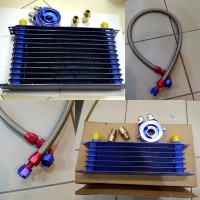 OIL COOLER KIT 13 ROW - OIL COOLER