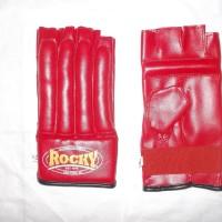 impor, sarung tangan samsak merah