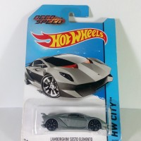 HOT WHEELS - Lamborghini Sesto Elemento